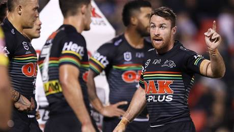 The serious side of James Maloney