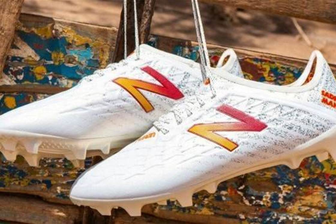 New Balance teams up with Sadio Mané to release limited-edition Furon V5 Maagum