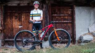 Bike Check: Australian Team at XCM World Championships