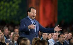 Salesforce CEO lays out roadmap for 'the new normal'