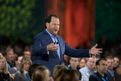 Salesforce CEO Marc Benioff's roadmap to 'the new normal'
