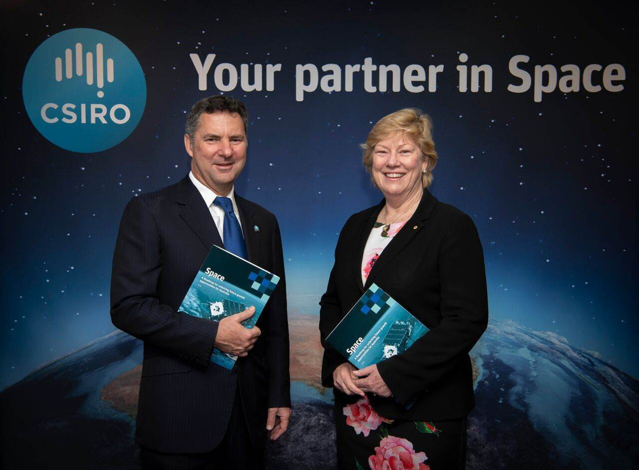 CSIRO wants space agency's help to build Moon base