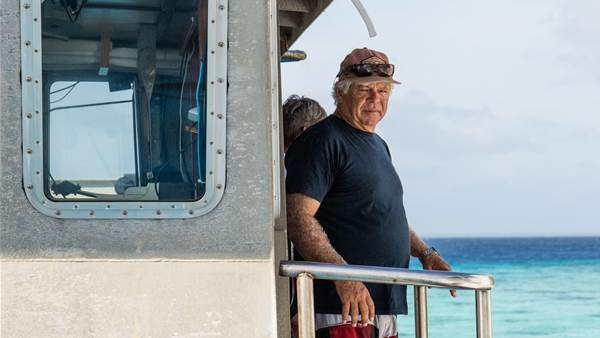 Martin Daly Back On Charter in the Mentawai Islands