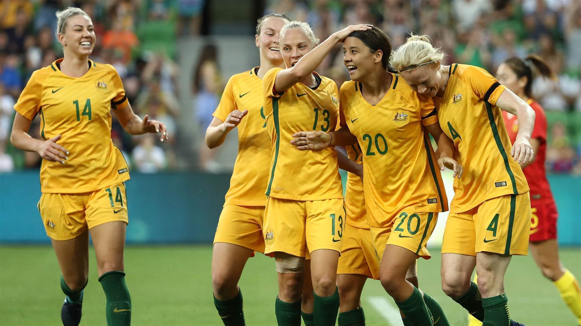 Matildas: This is the golden generation