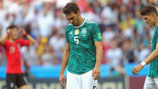 Hummels: It's going to haunt me