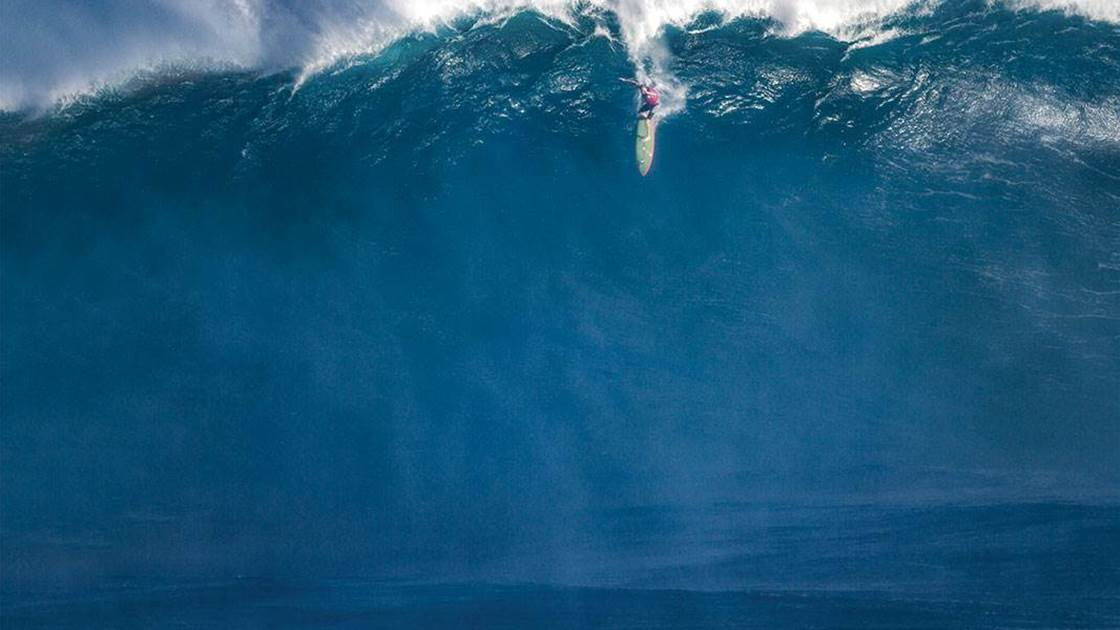 Waves that Mattered: Mark Matthews – Jaws, December 15, 2015