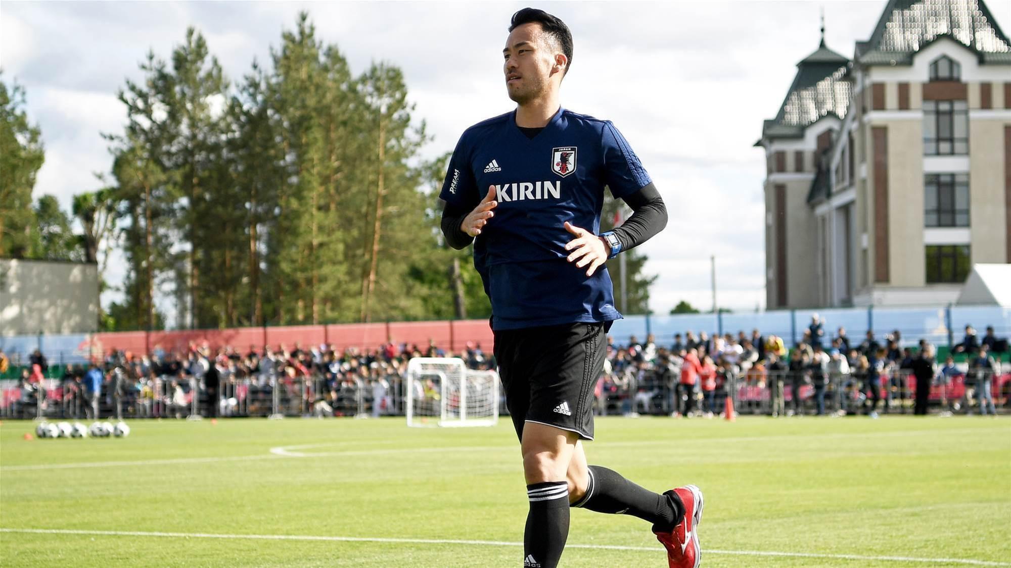 Yoshida: Enduring the frustrations of Southampton and Japan