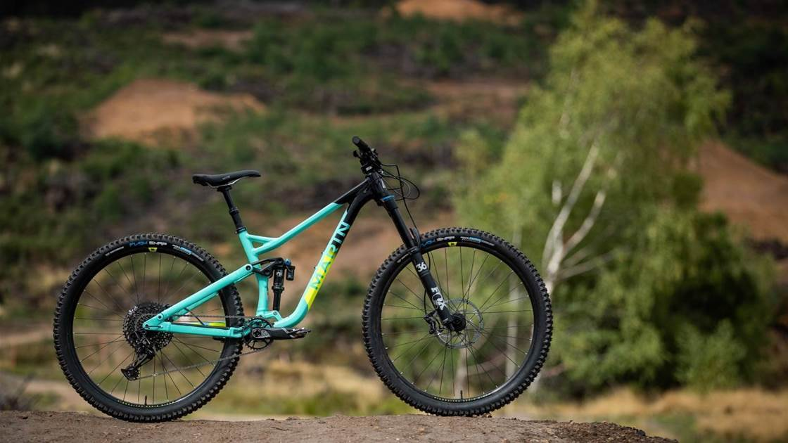 TESTED: Marin Alpine Trail 8
