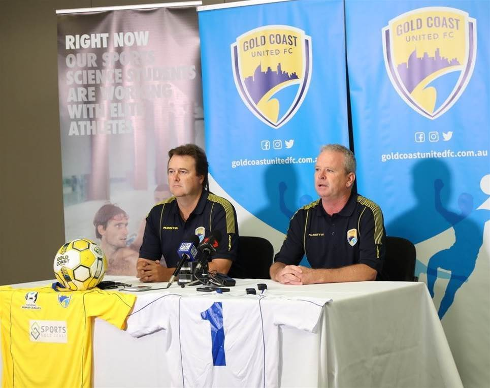 Come again? Gold Coast United's new dawn