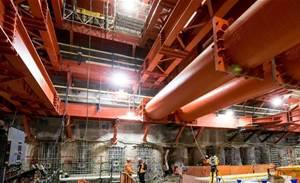 Melbourne Metro VR simulator tunnels into RMIT