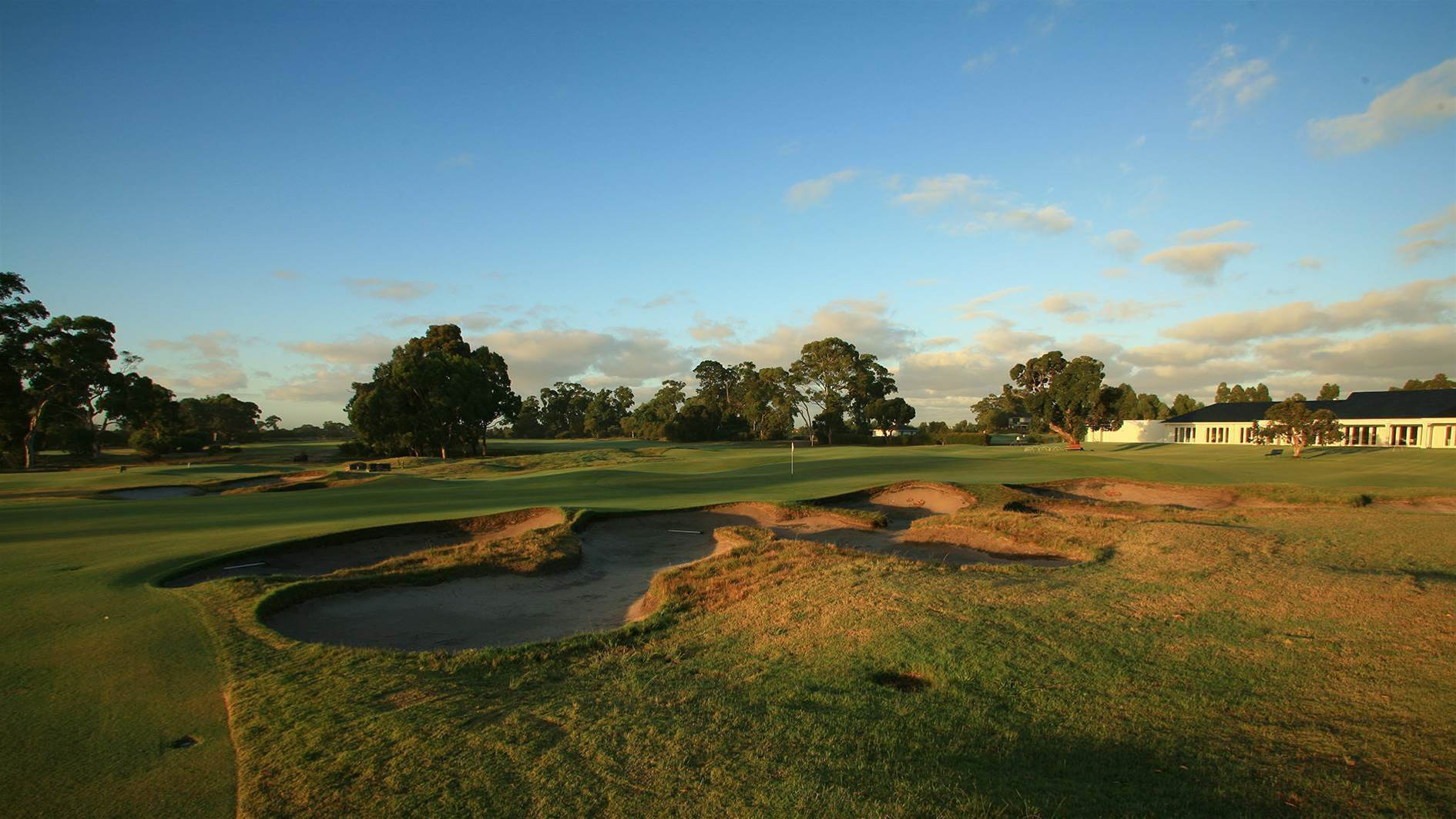 Kingston Heath, Victoria to host 2020 & 2022 Australian Opens