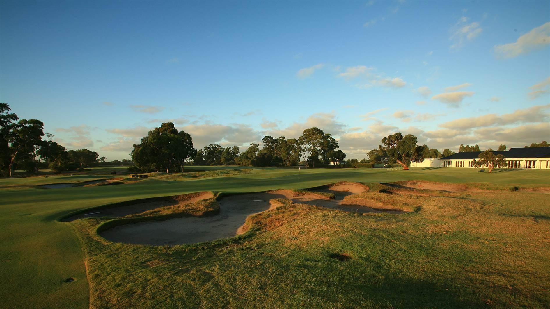 Kingston Heath, Victoria to host 2020 & 2022 Australian Opens