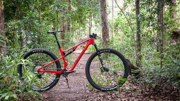 FIRST LOOK: 2021 Merida Ninety Six RC XT