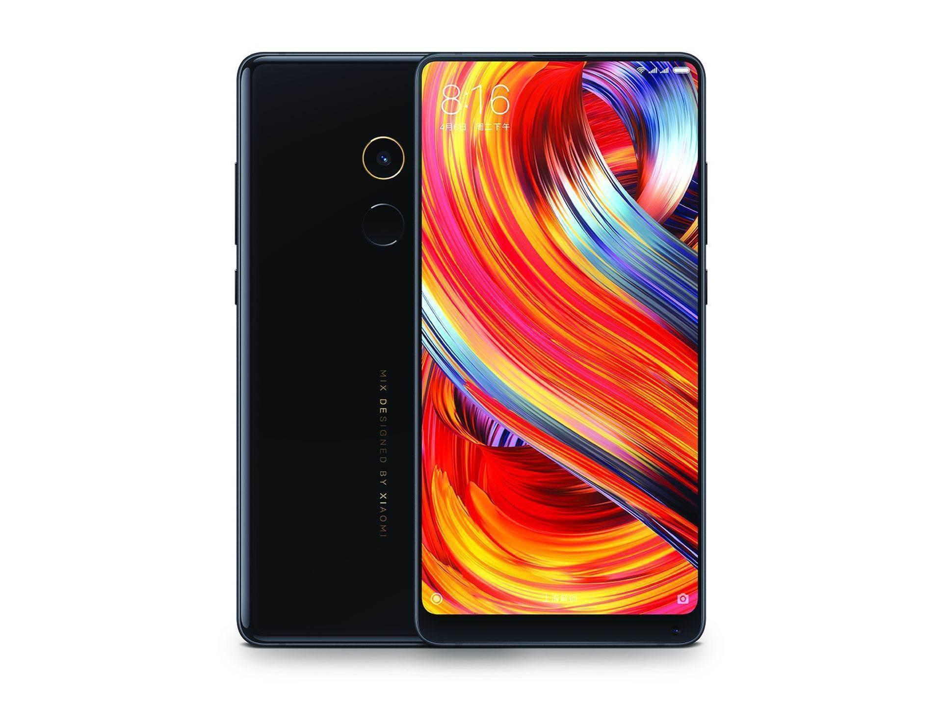 Review: Xiaomi Mi Mix 2 smartphone