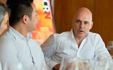 Harbour IT chief executive Michael Giusti exits after two years