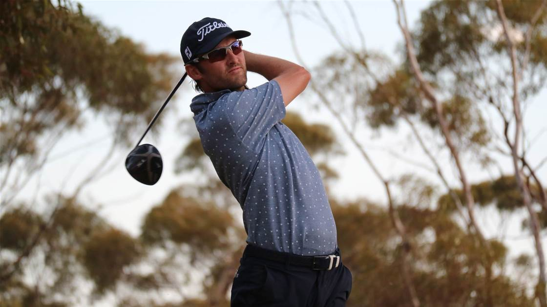 Sim puts knowledge into practice ahead of Vic PGA