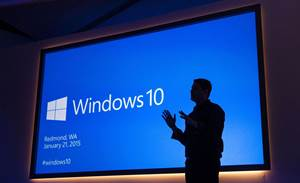 Microsoft finally declares last year's Windows fit for business