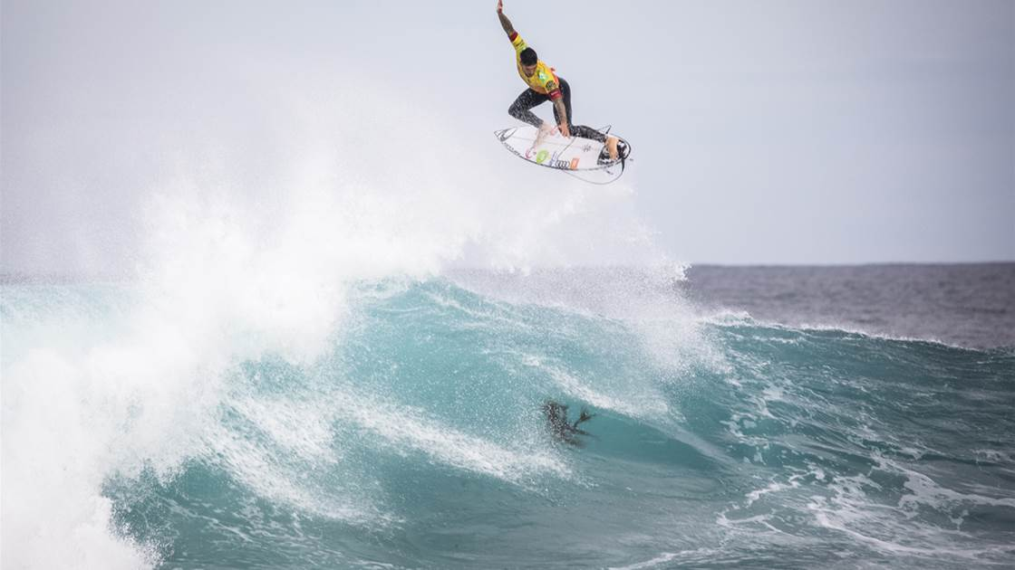 To Surf, or To Watch the WSL, That is The Question