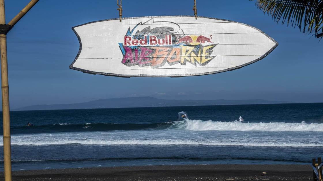 Five Flyaways From The Red Bull Airborne