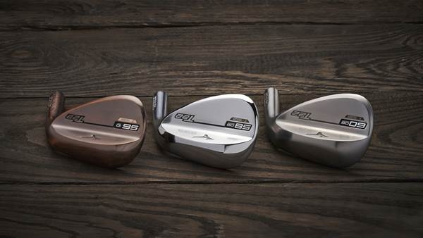 Mizuno T22 wedges offer refined shaping, expanded options