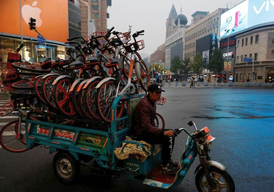 China's Mobike to pull out of some Asian countries, evaluate other markets
