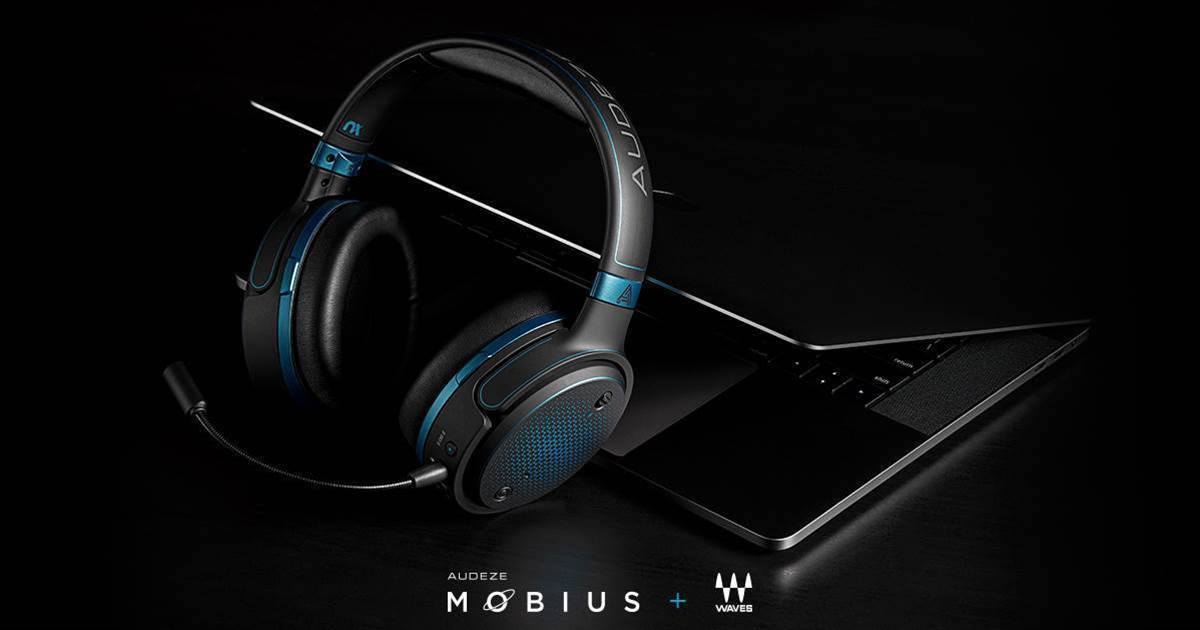 Audeze Mobius gaming headphones offer VR for your ears with head-tracking and room emulation