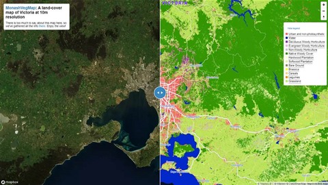 Monash Uni turns to European Space Agency data to prepare Victoria for fires and floods