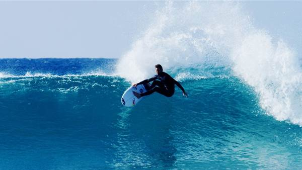 Can Jordy Smith's 'New' Shaper Balance Past and Future?