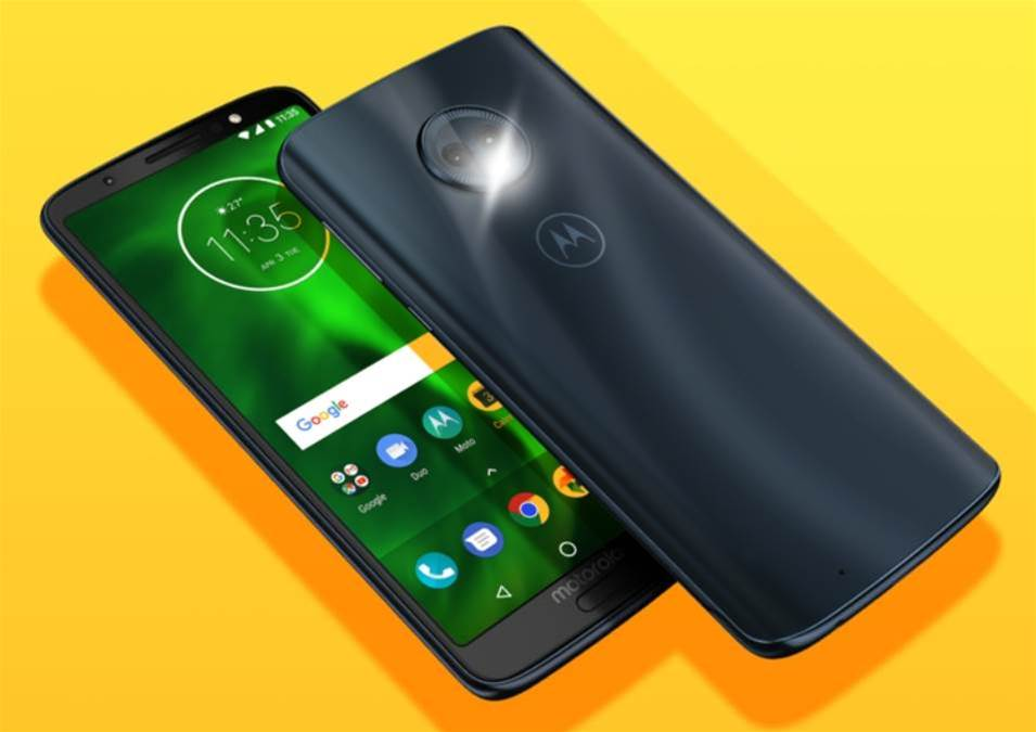 Motorola's Moto G6 does a pretty good flagship smartphone for a much lower price