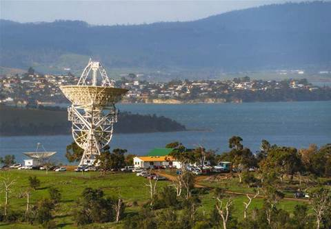 Tasmania Uni ramps up space tracking capability