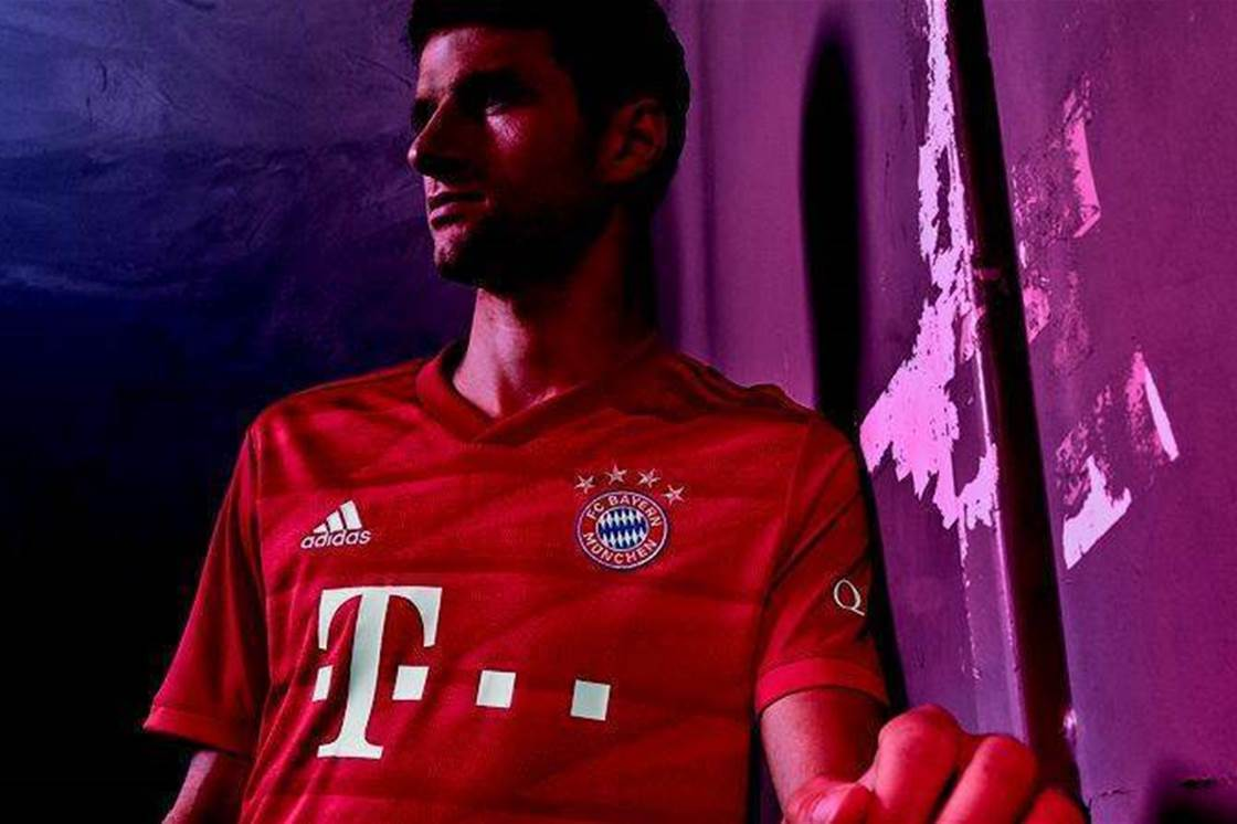Bayern Munich set for an Allianz Arena-inspired home jersey for 2019/20