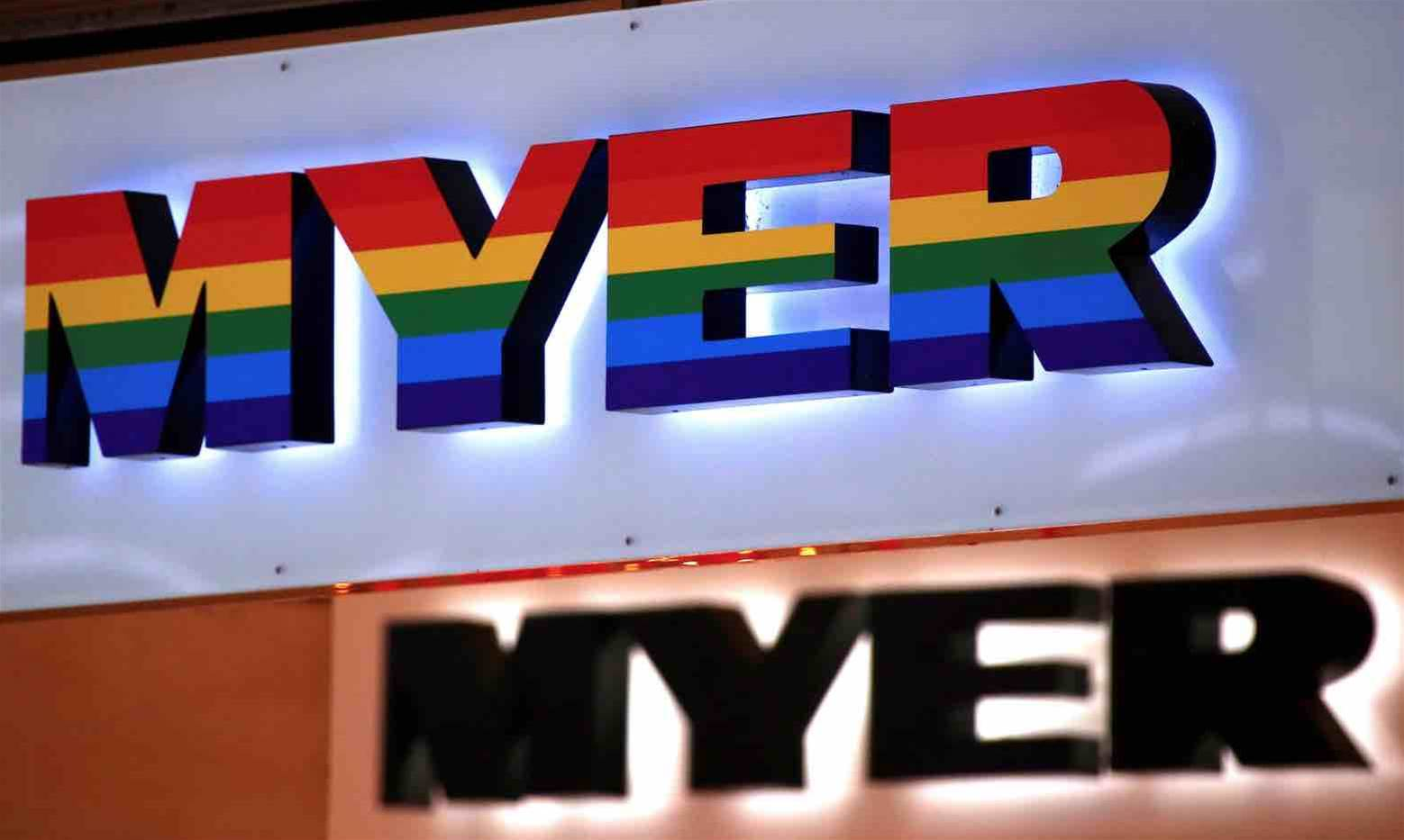 Myer to stop selling Apple products