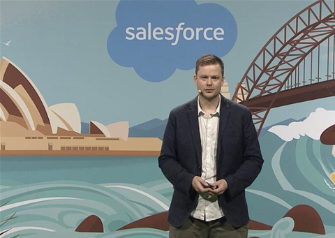 NAB embeds analytics directly into Salesforce CRM