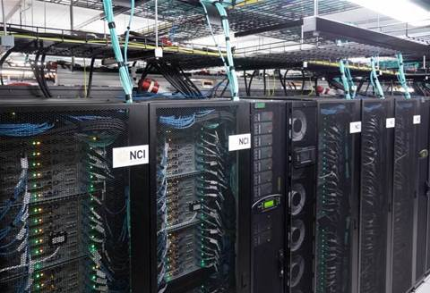 NCI powers into global top 50 compute clusters