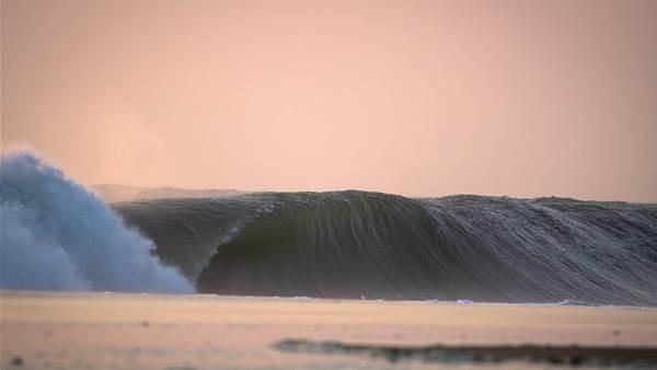 Waves That Mattered: Corey Lopez at Skeleton Bay