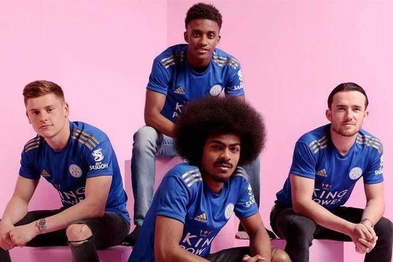 Leicester unveil their new chequered-look for 2019/20
