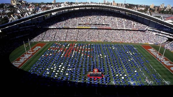 Farewell Sydney Football Stadium