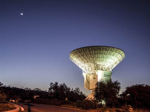 Second deep space antenna to be built in WA