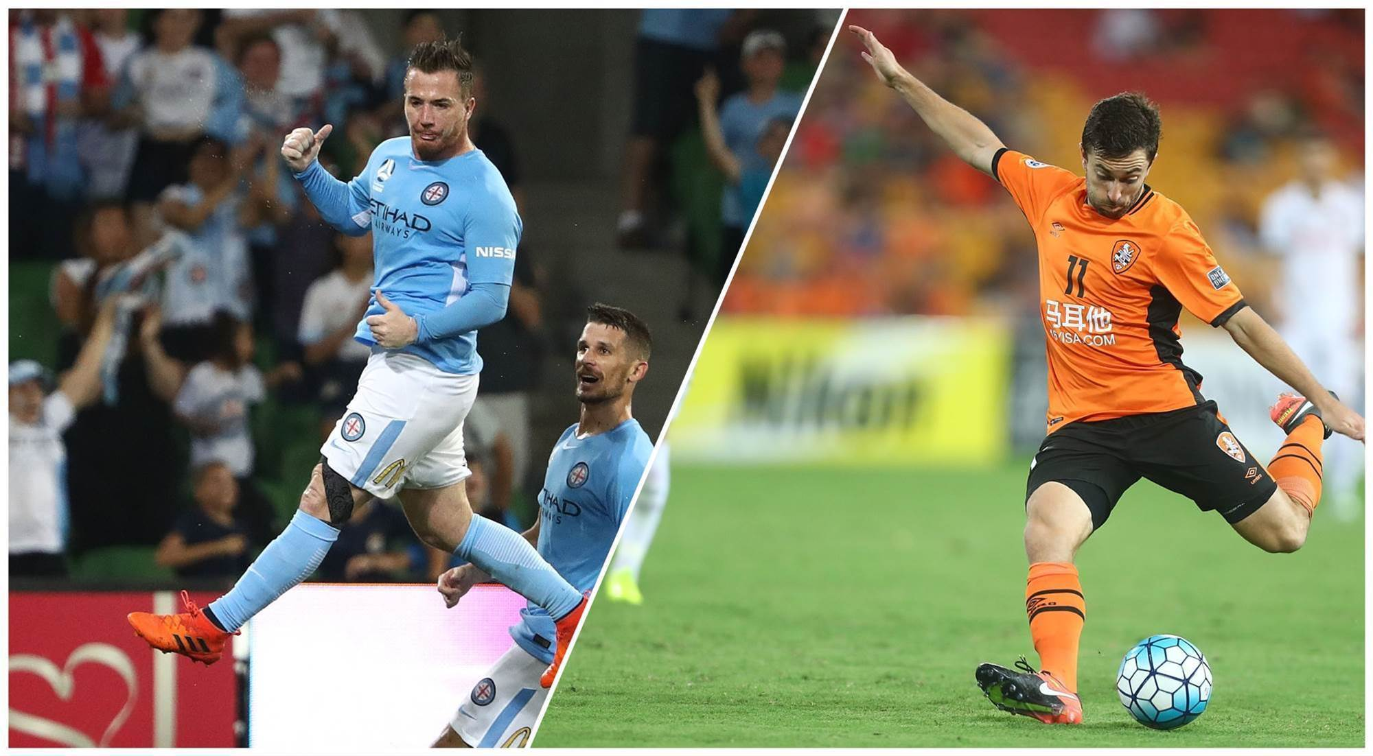 Double joy as Tommy Oar and Ross McCormack sign for the Mariners
