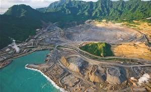 Newcrest puts digital back on Lihir mine roadmap