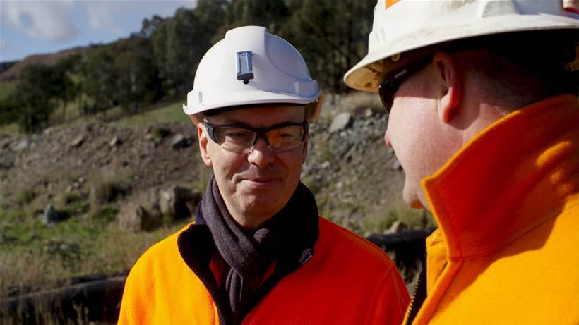 Newcrest Mining using IoT to prevent downtime in NSW gold mine