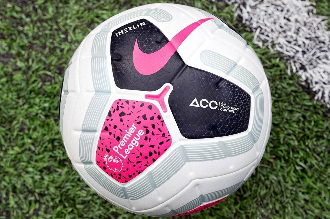 Nike Merlin unveiled as the official match ball for the 2019/20 Premier League season