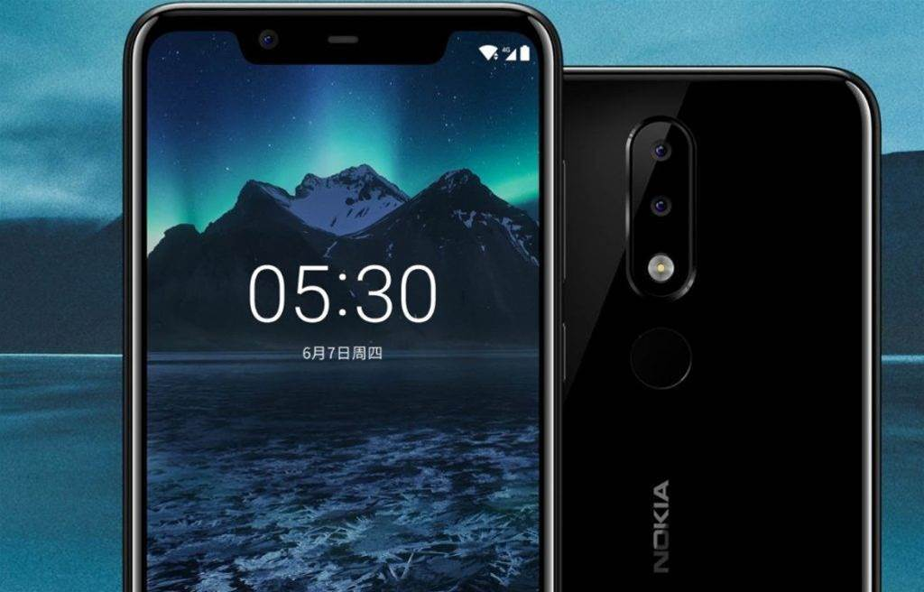 The Nokia X5 is a notched mid-ranger with a tempting price point