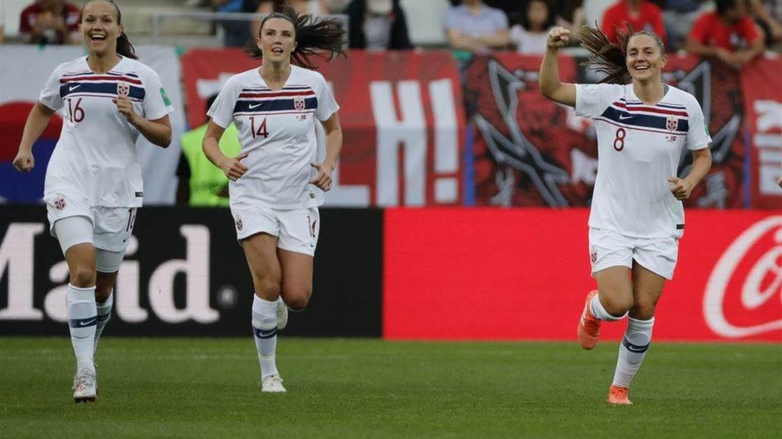 Norway confident ahead of Matildas clash