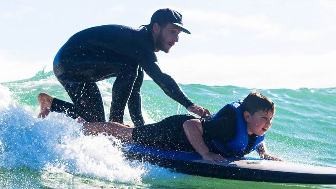 The Remarkable Benefits of Surf-Therapy For Kids With Autism
