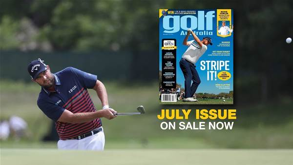 Inside Golf Australia July 2018