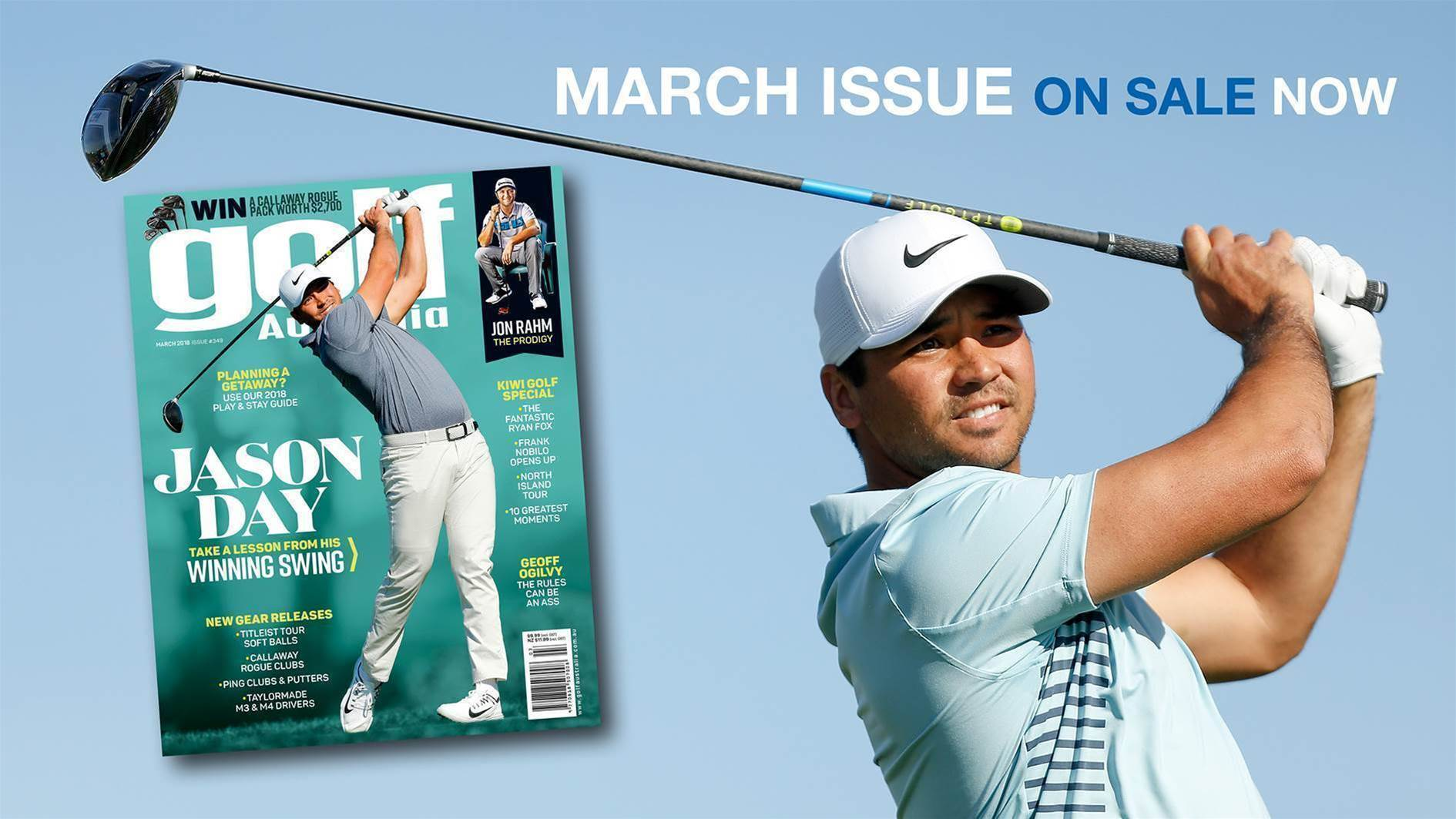 Inside Golf Australia March 2018