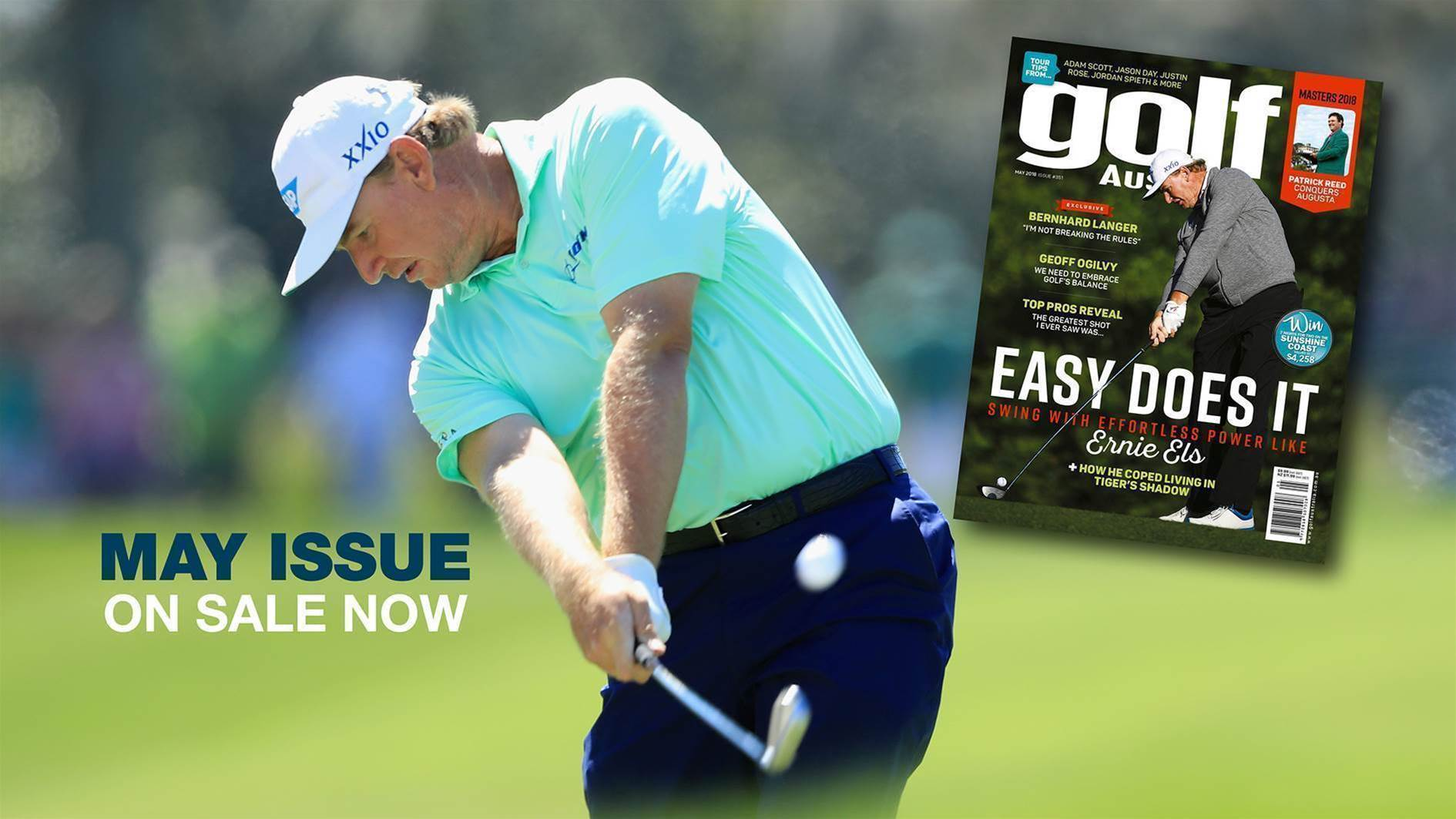 Inside Golf Australia May 2018