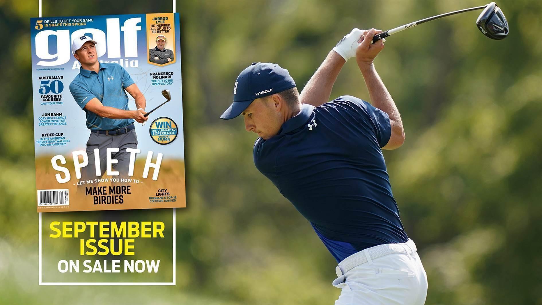 Inside Golf Australia September 2018