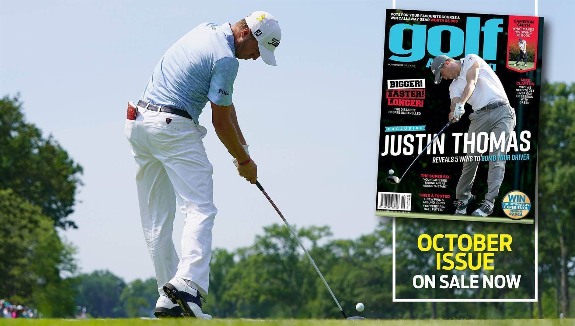 Inside Golf Australia October 2018